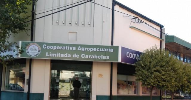 La Cooperativa de Carabelas también aporta a la lucha contra la pandemia